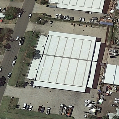 Storage facility at Leland Street, Penrith